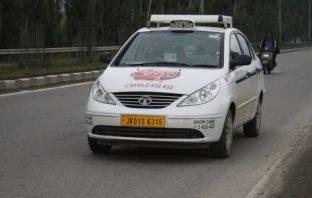 Snow Cab Taxi
