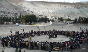 Kargil Festival 2012 -- Photo: Junaid Nabi Bazaz