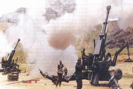 Kargil War in 1999