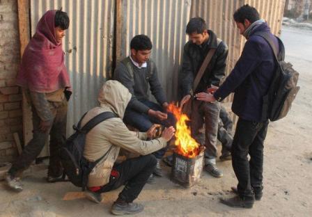 Delhi experiences low of 8.6 degrees Celsius