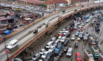 Transportation is the real mover and shaker of the economy. (KL file Image)