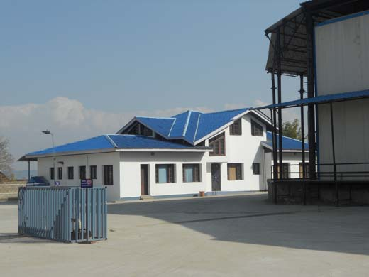 Apple-Packing-Store-building-Lassipora-Pulwama