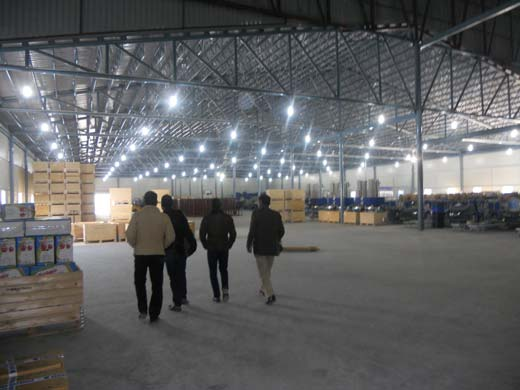 An other view of pack house.