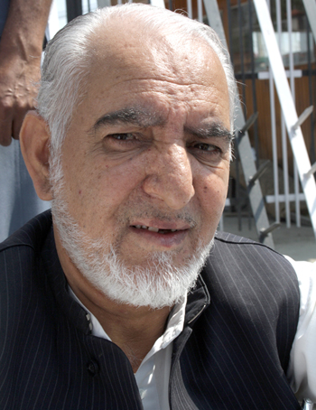 Syed Bashir Ahmad Syed Bashir Ahmad