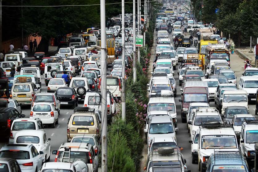 traffic jam 3 essay