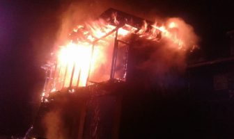 Jammu and Kashmir: Bhaderwah fire