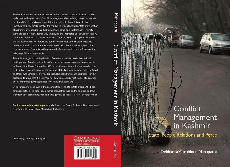 Debidatta Aurobinda Mahapatra: Kashmir: The Conflict And The Questions
