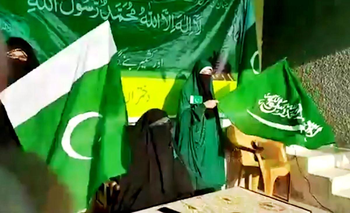 Jammu And Kashmir: Asiya Andrabi Booked For Celebrating Pakistan National Day