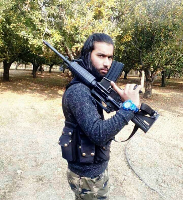 Who is Sameer Tiger? Hizbul Mujahideen's main recruiter shot dead in Kashmir