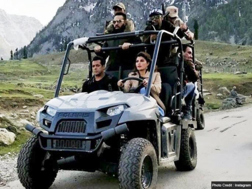 'Race 3': Interesting facts about the Salman Khan starrer