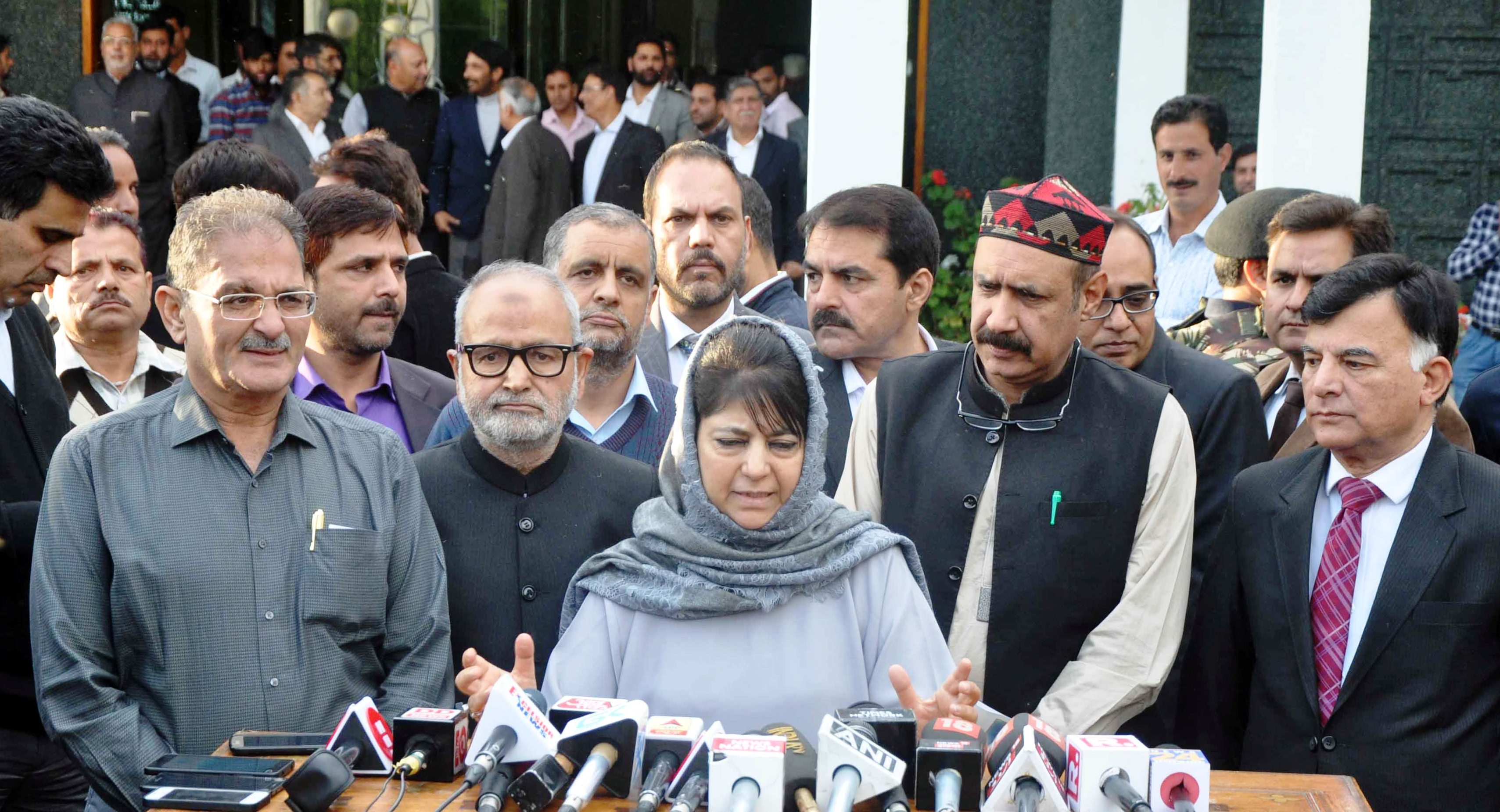 J&K CM Mehbooba Mufti urges for security during Ramzan