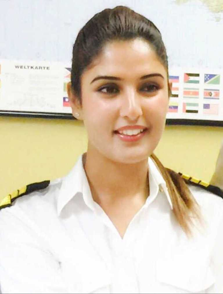 Image result for iram habib pilot