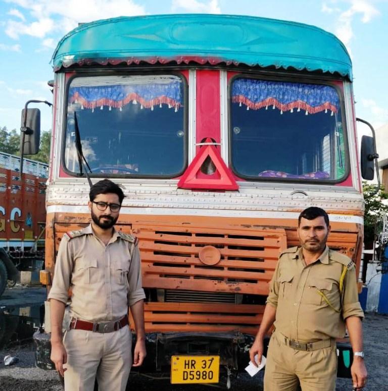 900 Bottles Of Codeine Phosphate Drugs Seized At Lakhanpur