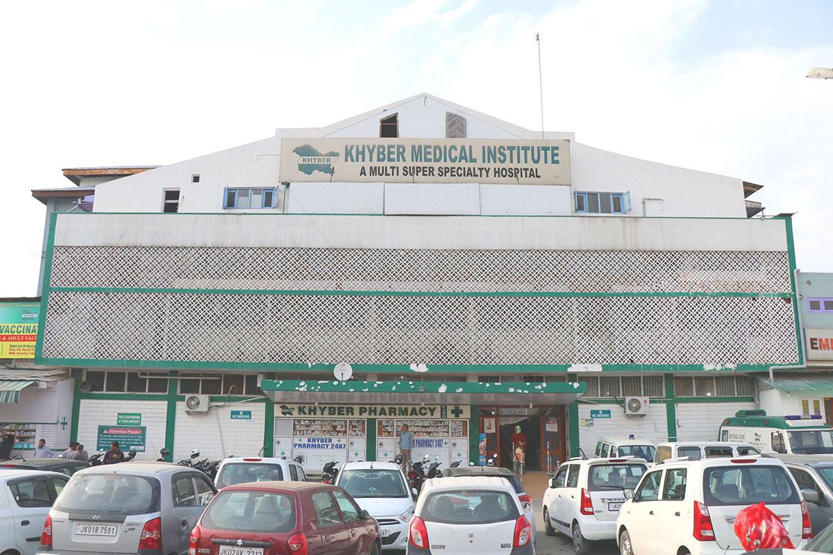 Khyber Medical Institute, Khayam Srinagar.