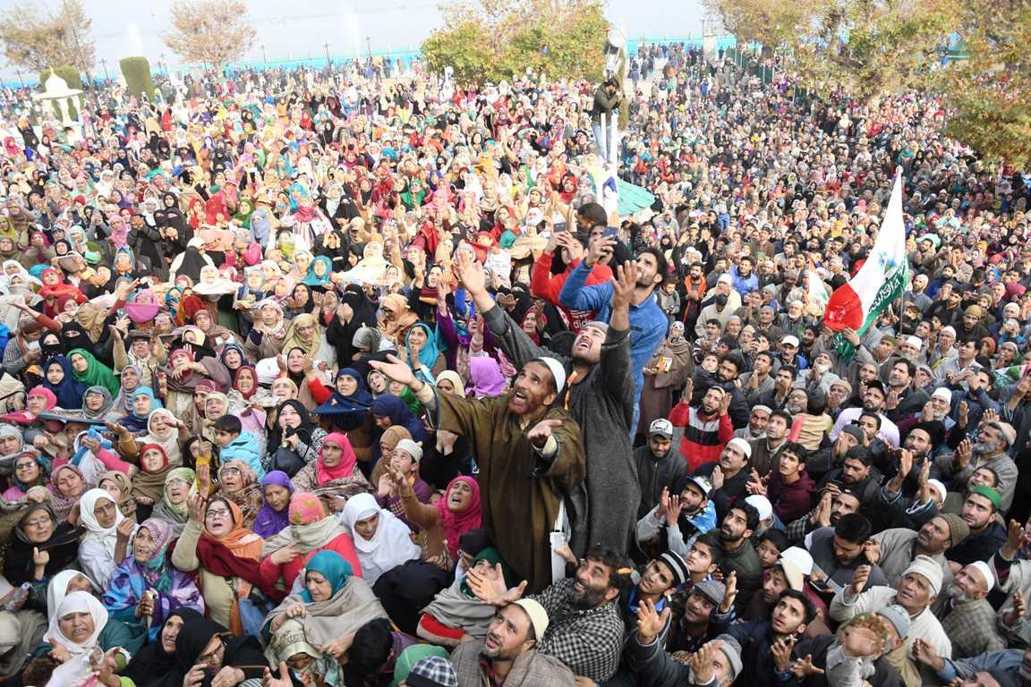 Eid-e-Milad-un-Nabi (SAW) celebrated across Kashmir