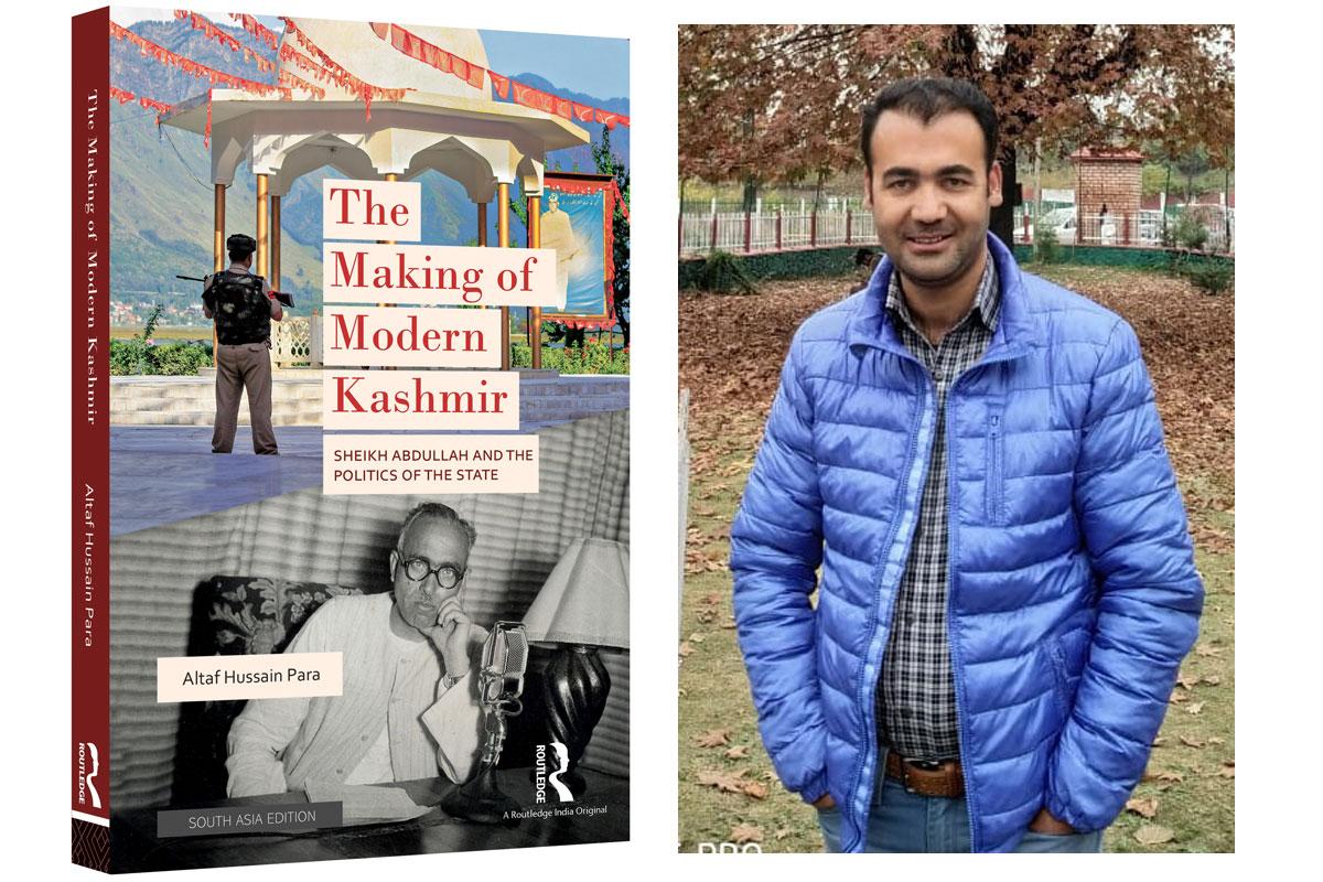 Altaf Hussain Parra - The Making of Modern Kashmir - Book Review by Shabir Mir