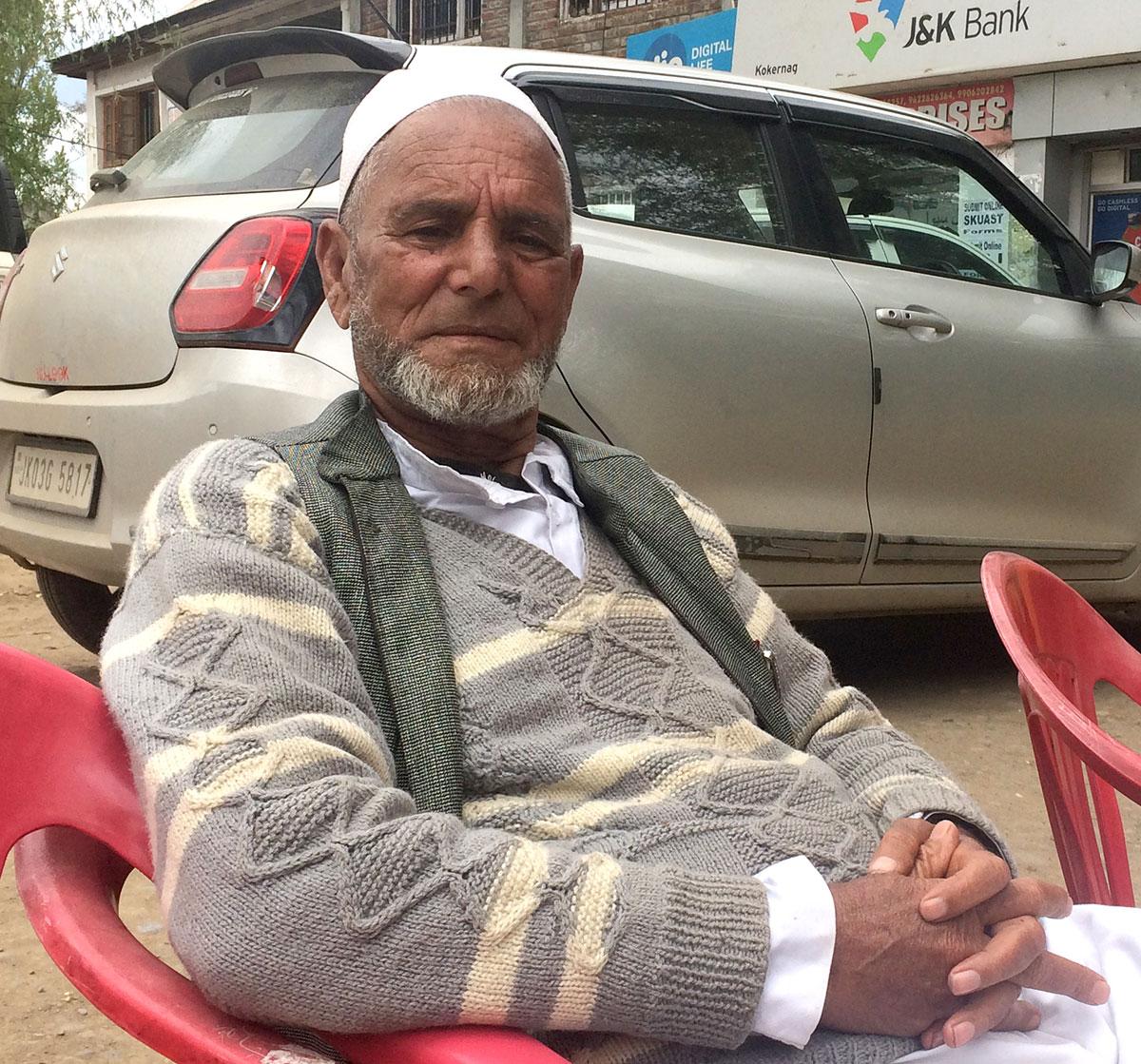 Ghulam Nabi Kuchay - Cover Story - Torn Between Loyalties