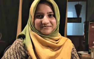 "Srinagar A Srinagar based journalist Marouf Gazi, 26, has been conferred with the Third NWMI Fellowship (Network for Women in India), instituted to support women journalists working in various kinds of challenging situations. She was awarded ""in recognition of her exceptional work spanning a range of topics from Kashmiri women's resistance and human rights in the Kashmir Valley to less talked about issues like domestic violence and Kashmiri fashion design. Her rigorous work in an extremely challenging environment for women journalists shows immense promise."" Gazi is presently working as a senior reporter with the Free Press Kashmir."