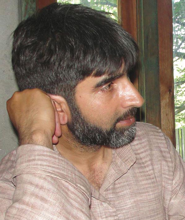 Hamidullah Dar Revenue Department, Jammu and Kashmir