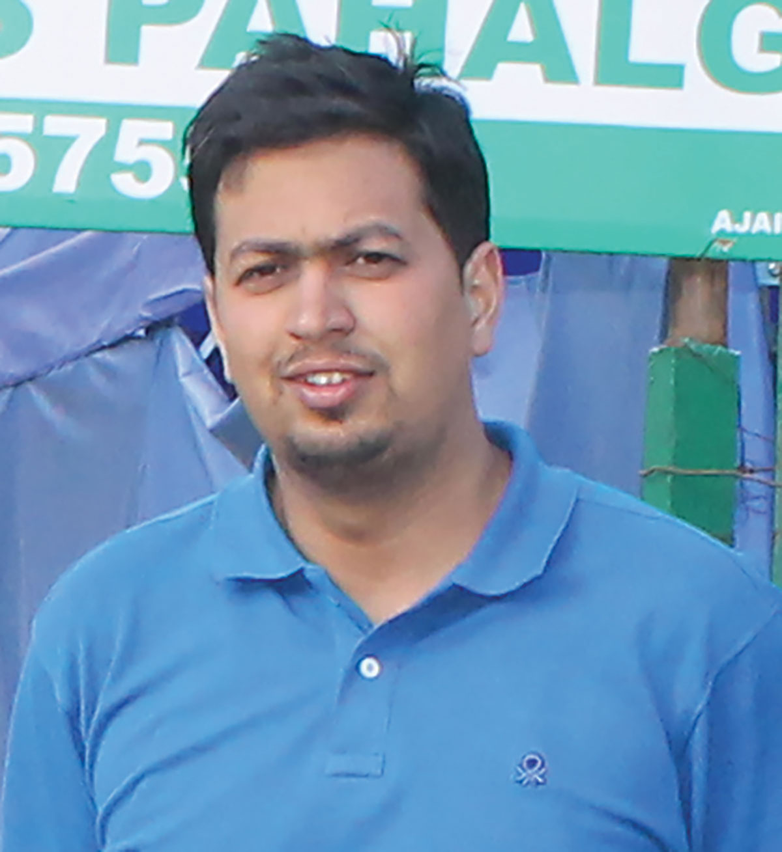 Safwat Zargar Correspondent, Scroll.in