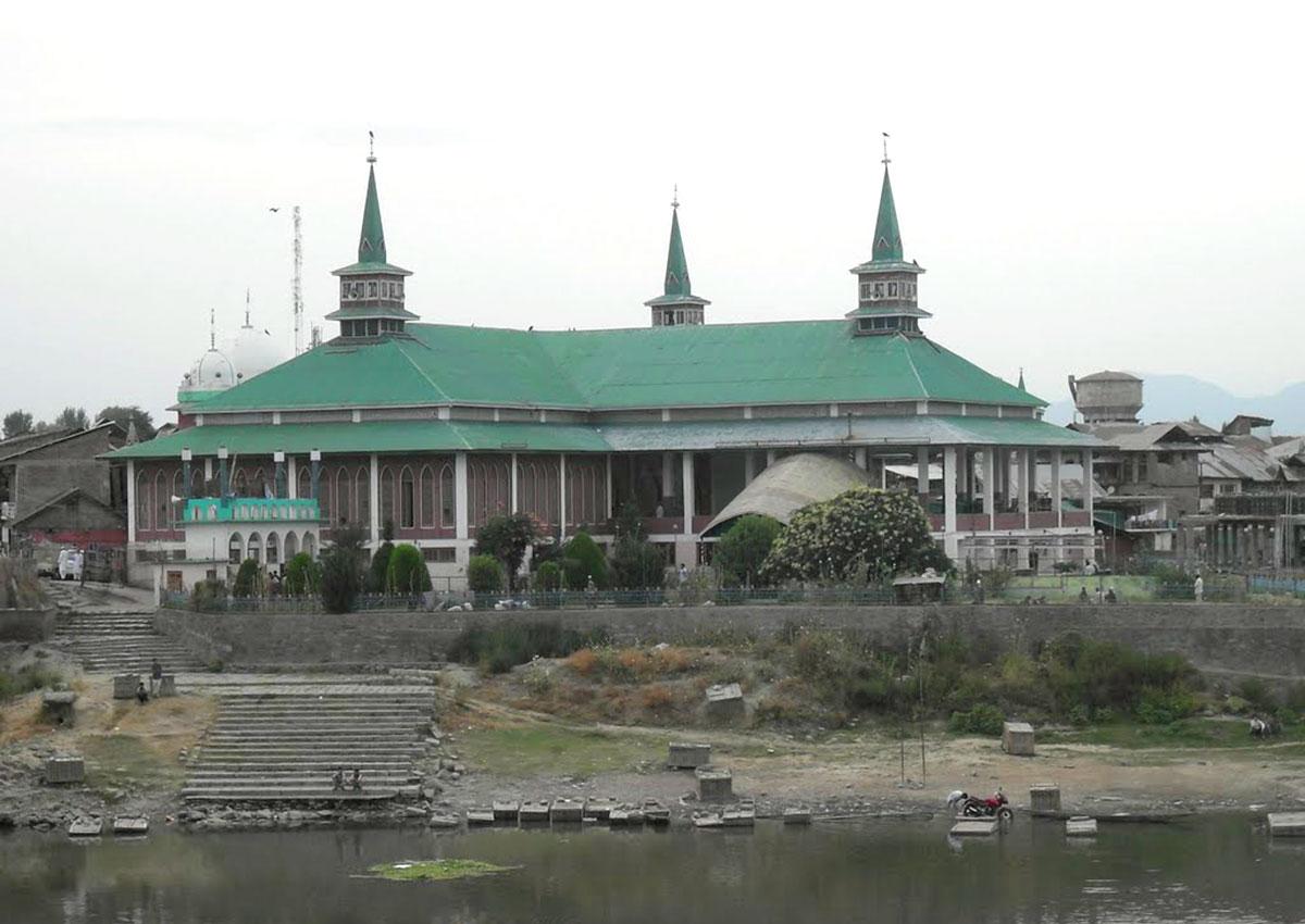 Khanqah at Sopore.