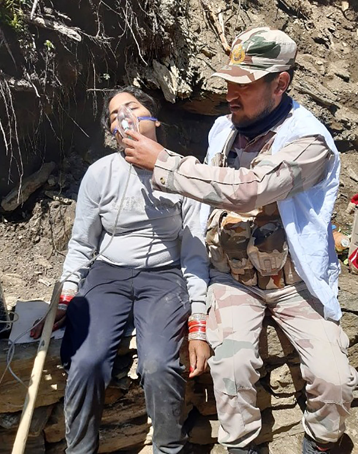 Image result for less oxygen during amarnath yatra