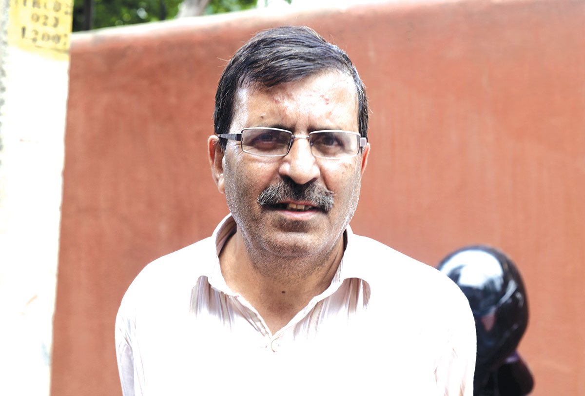 Ghulam Jeelani Qadri - Kashmir Journalist