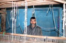 Manzoor Ahmad Malik shawl-weaver Manzoor Ahmad Malik (KL Image: Samreena Nazir)