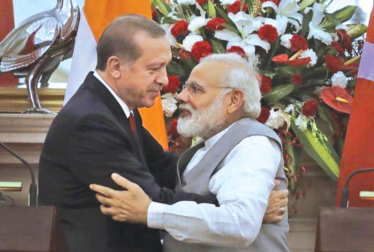 Erdogan-Modi