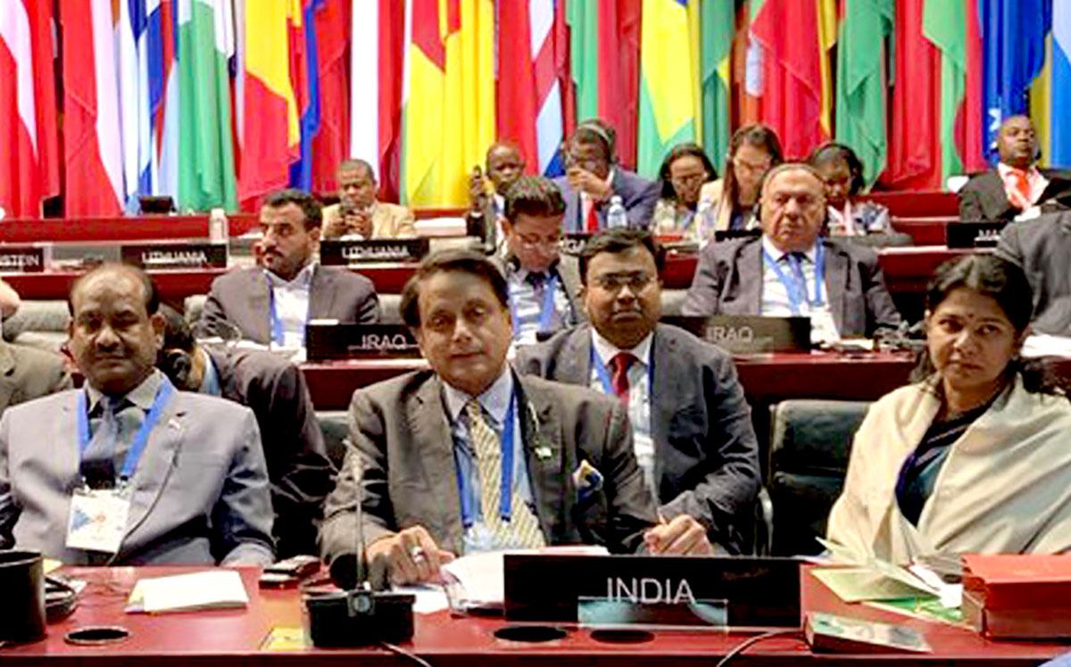 Briefing - Kashmir -shashi-tharoor