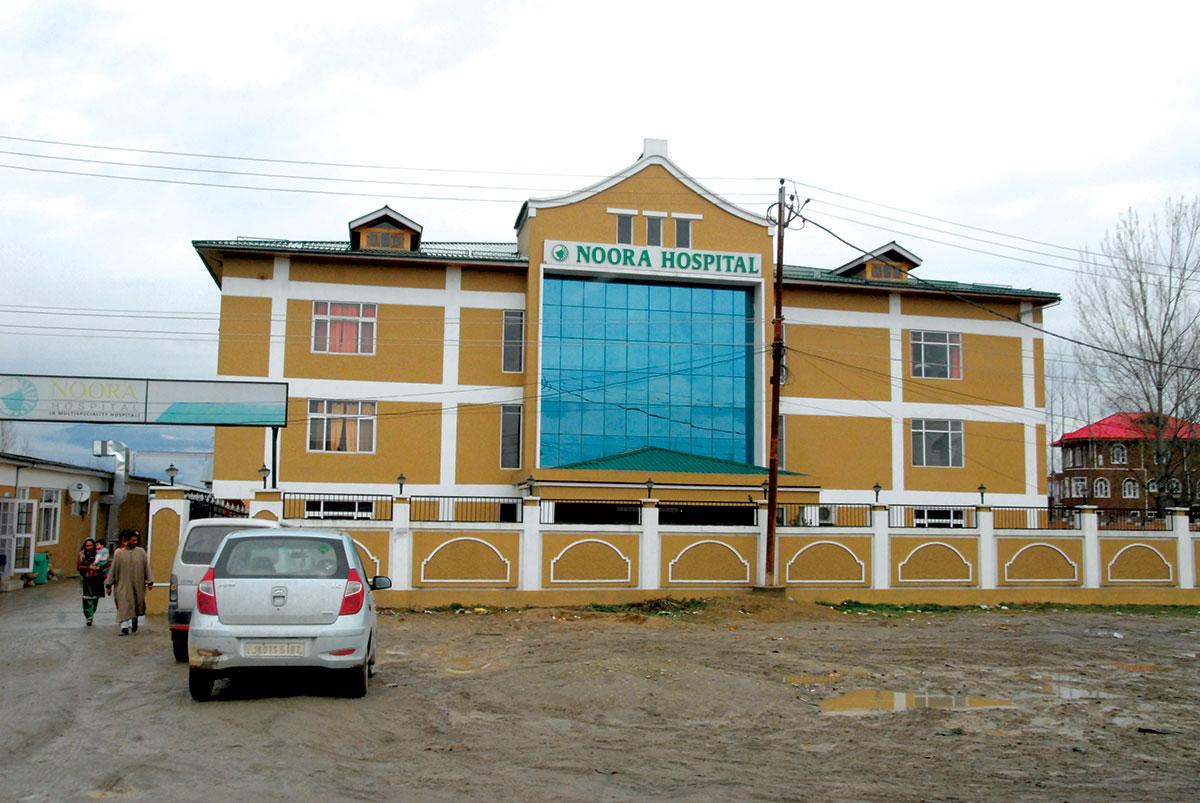Noora Hospital, Umarabad HMT Srinagar.