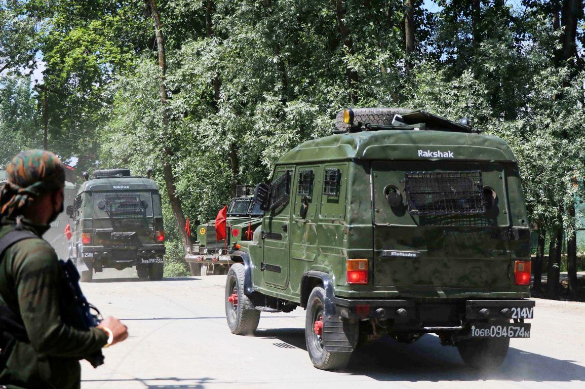 Hizb-ul-Mujahideen chief Riyaz Naikoo killed in encounter in South Kashmir