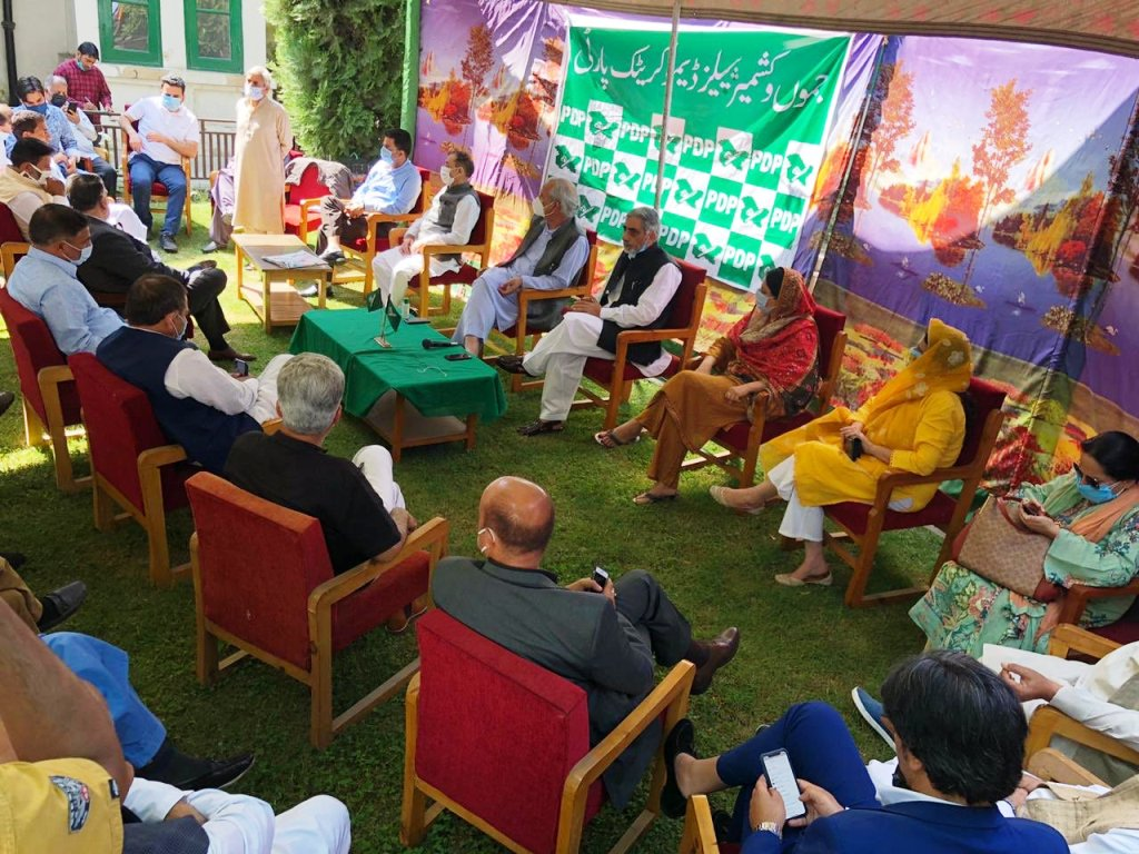 Road To Peace And Prosperity Of Indian Subcontinent Runs Through Kashmir