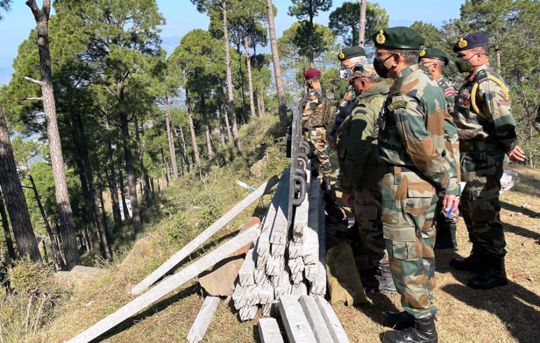 Poonch Encounter Consumes Nadimarg Pandit Massacre 'Mastermind' – Kashmir Life